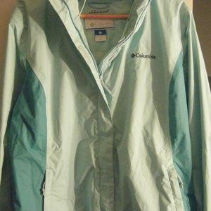 Women Columbia Jacket Size XL